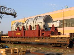 Перевозка негабаритных и тяжеловесных грузов из Китая в Россию Collect Delivery.